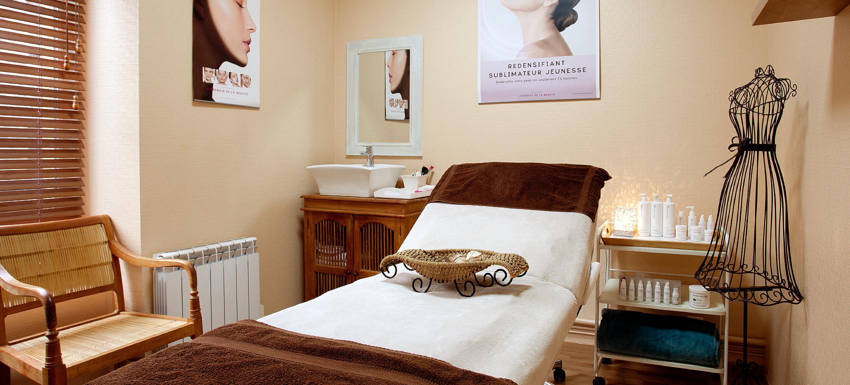 Centre de beauté relaxation